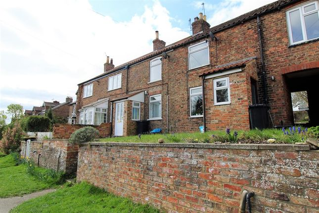 3 bed terraced house for sale in The Terrace, Kirby Hill, Boroughbridge, York YO51