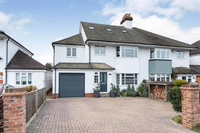 Thumbnail Semi-detached house for sale in Basingstoke, Hampshire