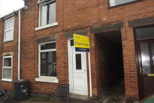 Thumbnail Property to rent in Nelson Street, Chesterfield