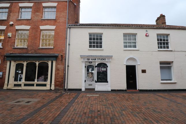 Retail premises to let in Angel Crescent, Bridgwater
