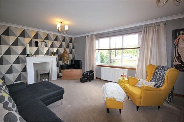 Thumbnail Detached house for sale in Orchard Terrace, Kinghorn, Fife