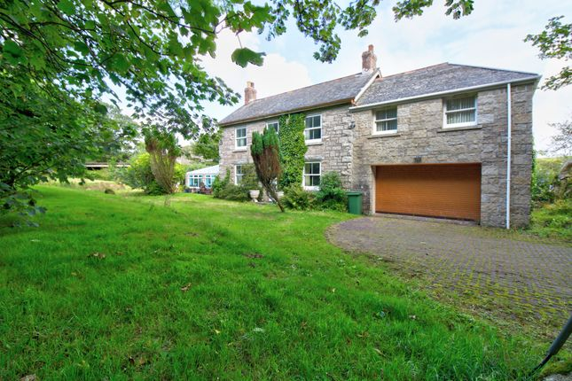 Detached house for sale in Sancreed, Penzance