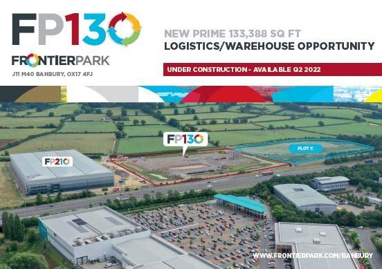 Industrial to let in Fp130 Frontier Park, M40, Banbury, Oxfordshire