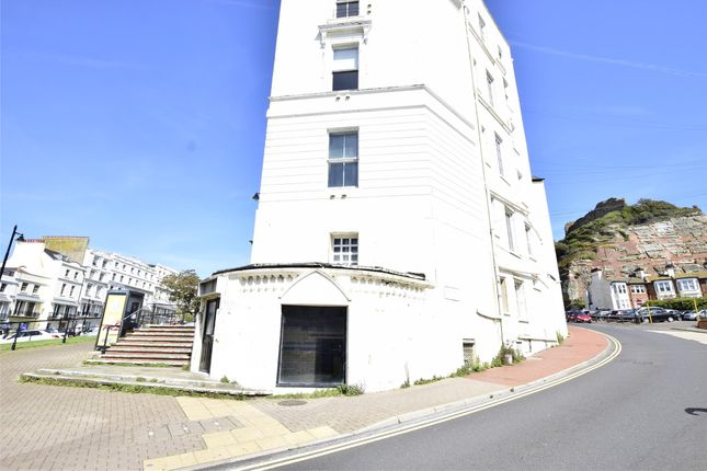 Front of Wellington Square, Hastings, East Sussex TN34