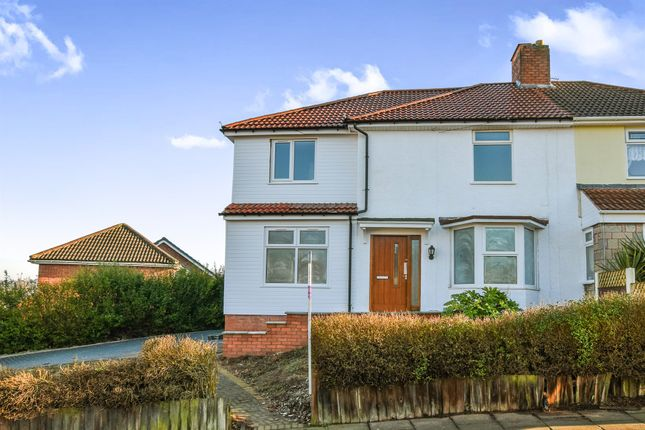 Thumbnail Semi-detached house for sale in Broomhill Road, Perry Common, Birmingham