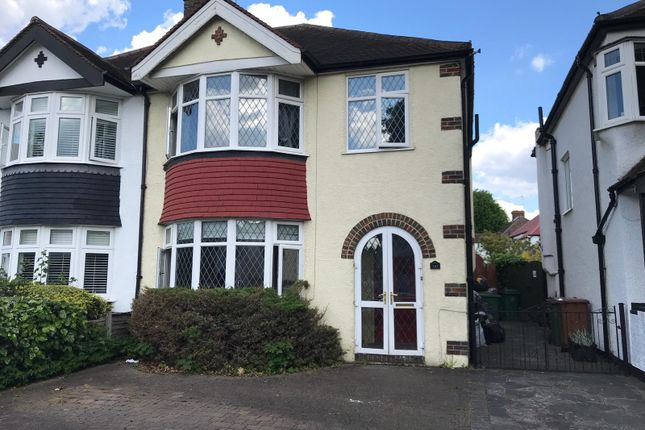 Thumbnail Semi-detached house for sale in Demesne Road, Wallington