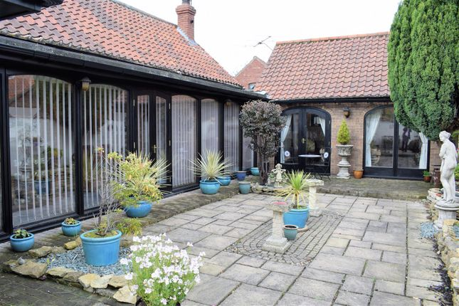 3 bed bungalow for sale in Church Lane, Appleby, Scunthorpe DN15