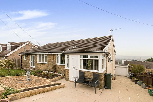 Thumbnail Bungalow for sale in Watty Hall Road, Wibsey, Bradford