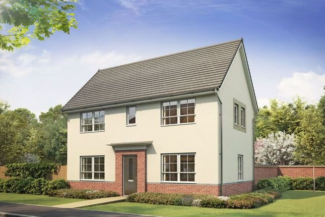 "Thumbnail Semi-detached house for sale in ""Ennerdale"" at Blackpool Road, Kirkham, Preston"