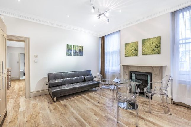 Reception Room of Greencroft Gardens, South Hampstead NW6