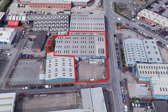Thumbnail Light industrial for sale in 13 - 25 Dansom Lane South, Hull, East Yorkshire