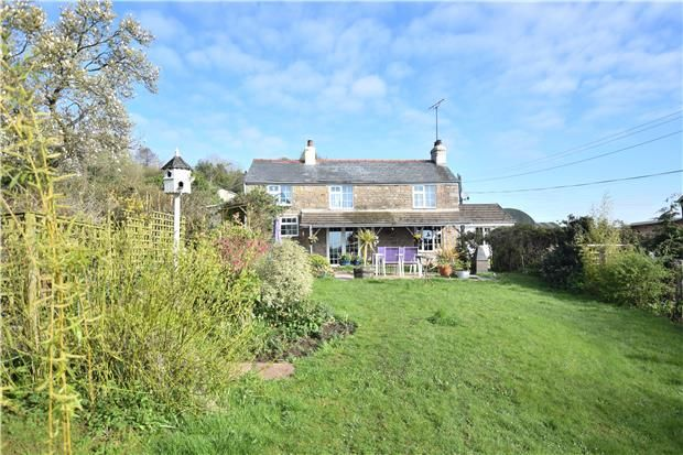 Thumbnail Detached house for sale in Jubilee Road, Mitcheldean, Gloucestershire