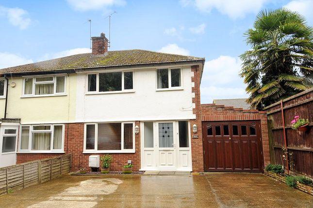 Thumbnail Semi-detached house to rent in Grimsbury Green, Banbury