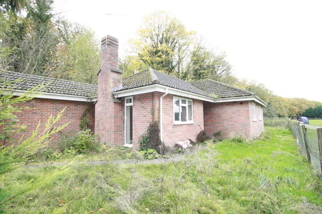 Thumbnail Bungalow to rent in Cliveden Rd, Taplow, Maidenhead