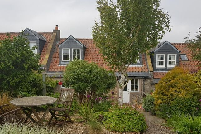 Thumbnail Terraced house to rent in Monksholm Farm Cottage, Strathkinness, Fife