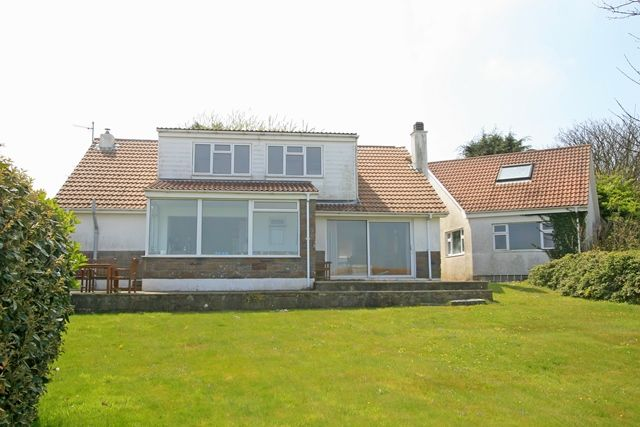 4 bed detached house for sale in Petit Bois, Longis Road, Alderney GY9