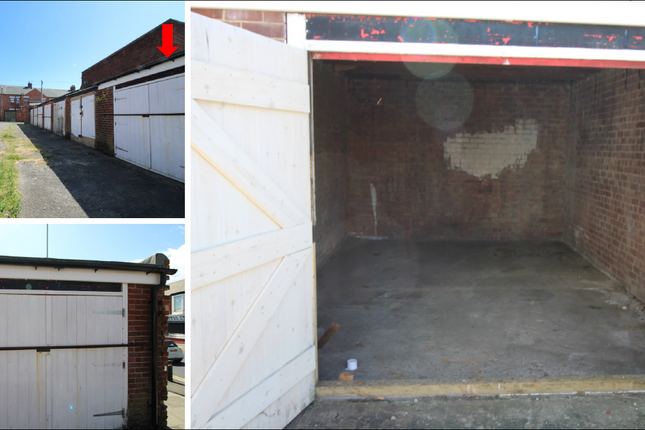 Parking/garage to let in Stanhope Road, South Shields
