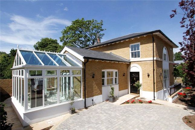 Thumbnail Detached house for sale in Clifton Road, Wimbledon Village