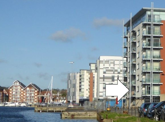 Thumbnail Flat to rent in Anchor Street, Waterfront, Ipswich