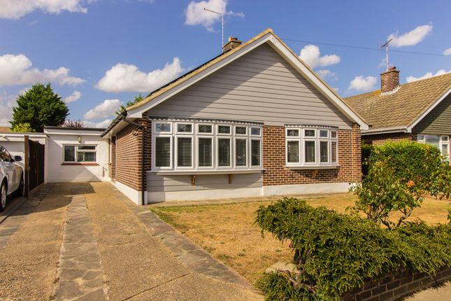 Thumbnail Detached bungalow for sale in Broadclyst Gardens, Thorpe Bay