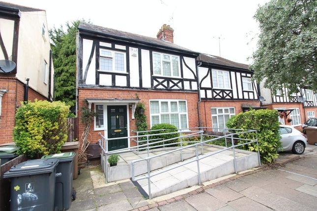 Thumbnail Terraced house for sale in Seymour Road, Luton