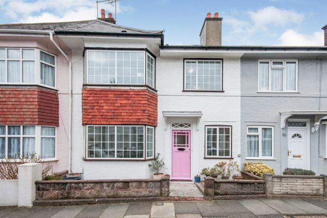 5 bed terraced house for sale in Colbourne Road, Hove BN3