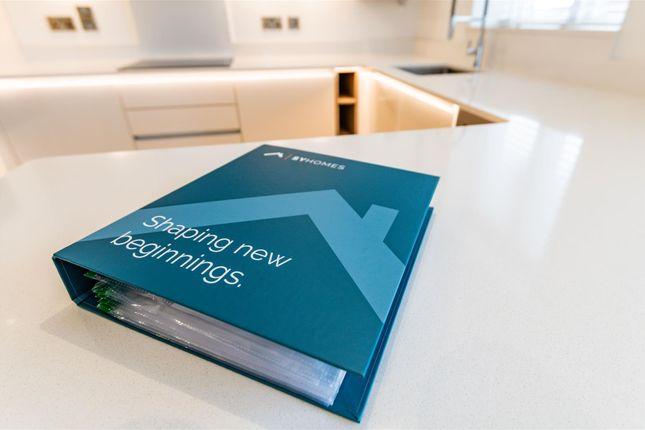 Manual of 6, Albury Place, Shrewsbury SY1