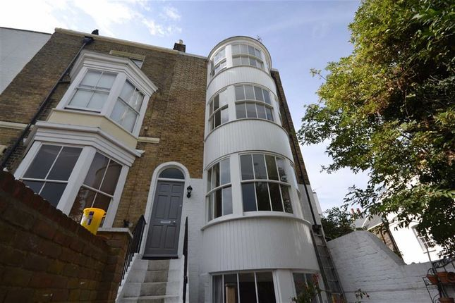 Thumbnail End terrace house for sale in Adelaide Gardens, Ramsgate, Kent