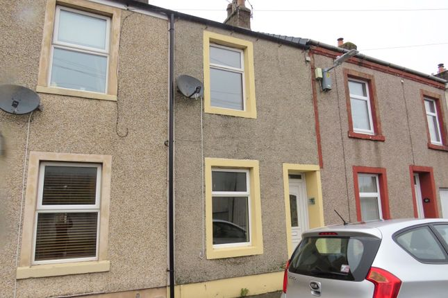 Front Elevation of Bowthorn Road, Cleator Moor, Cumbria CA25