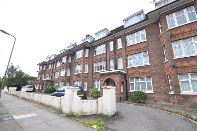 Thumbnail Flat to rent in Wykeham Road, London