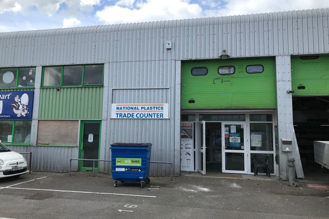 Thumbnail Light industrial to let in Airfield Way, Christchurch
