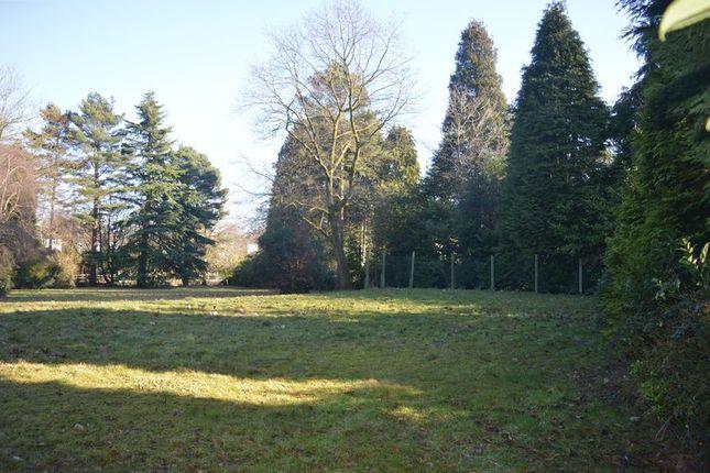 Thumbnail Land for sale in Longdale Lane, Ravenshead, Nottingham