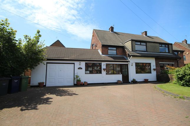 Thumbnail Semi-detached house for sale in Bridle Path, East Boldon