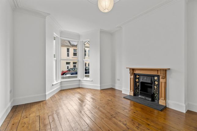 Reception Room of Southern Terrace, Mutley, Plymouth PL4