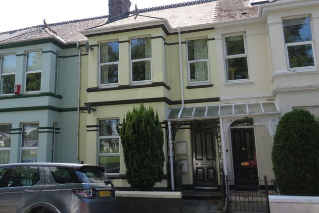 Thumbnail Flat for sale in College View, Mutley, Plymouth