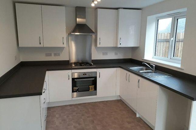 3 bed semi-detached house for sale in Charles Barnett Road, Winterley, Sandbach