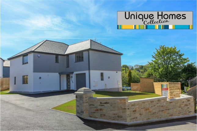 Thumbnail Detached house for sale in Chapel Hill, Sticker, St Austell