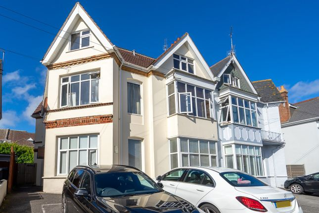 Thumbnail Flat for sale in 21 Burnaby Road, Alum Chine, Bournemouth