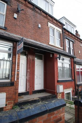 Thumbnail Terraced house to rent in Hartley Grove, Woodhouse, Leeds