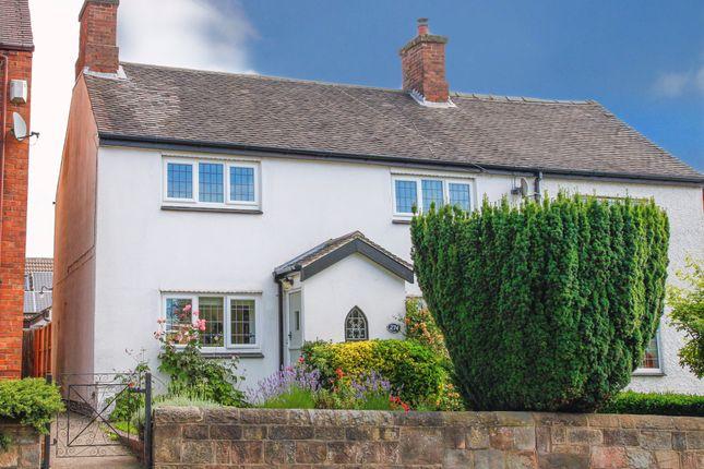 Thumbnail Property for sale in Belper Road, Stanley Common, Ilkeston