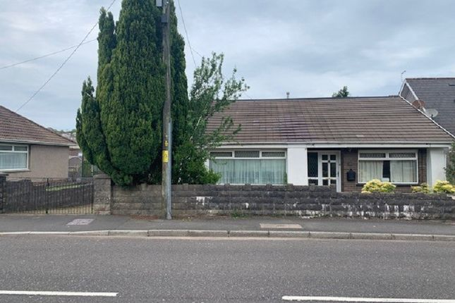 Thumbnail Detached house for sale in Alma Road, Maesteg, Bridgend.
