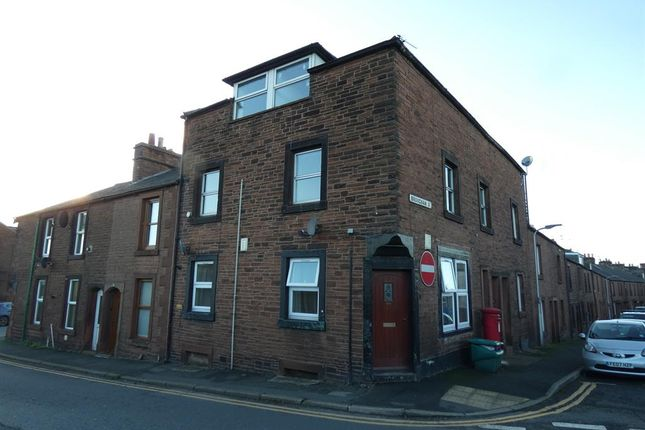 Thumbnail Terraced house for sale in Brougham Street, Penrith