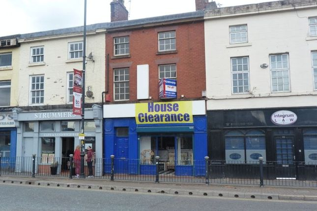 Thumbnail Retail premises to let in Argyle Street, Birkenhead