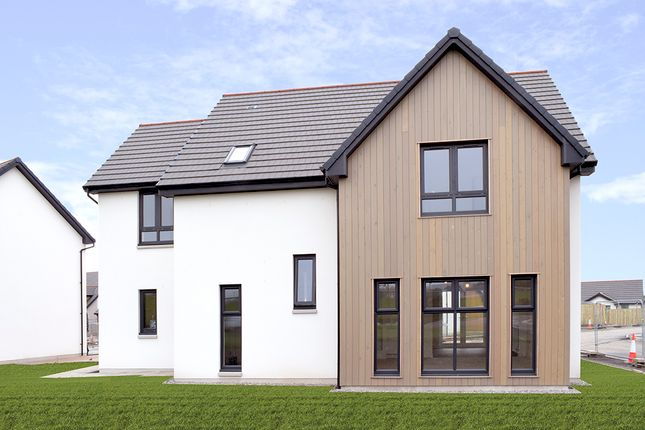 Thumbnail Detached house for sale in 103 Seafield Circle, Off Barhill Road, Buckie