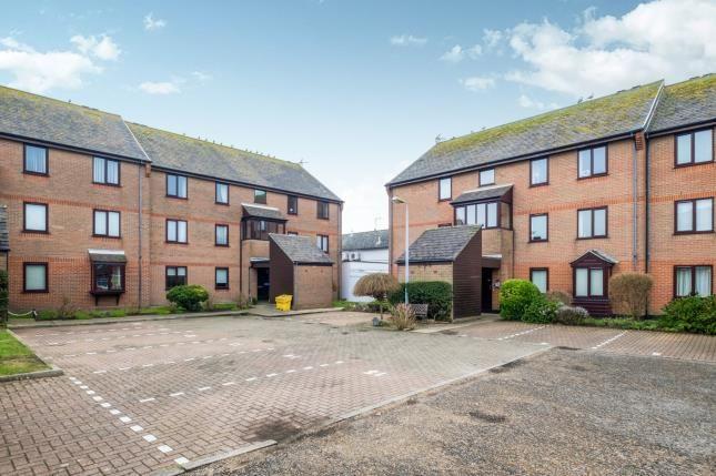 Thumbnail Flat for sale in Wilson Road, Lowestoft, Suffolk