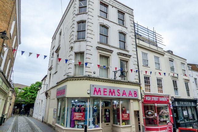 Thumbnail Retail premises to let in High Street, Gravesend, Kent