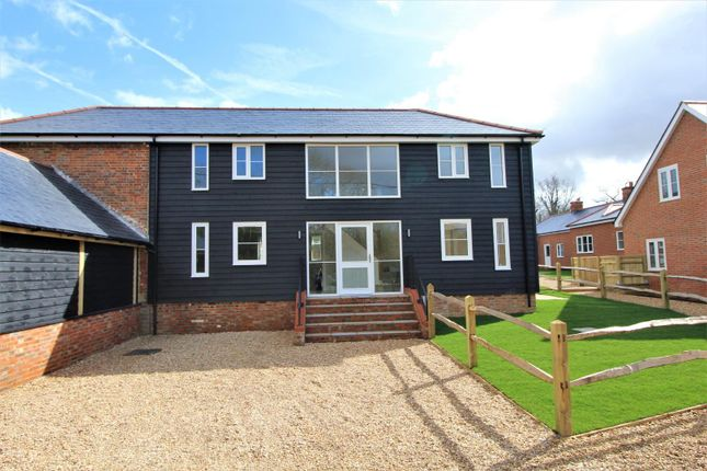 Thumbnail End terrace house for sale in Forest Green, Dorking
