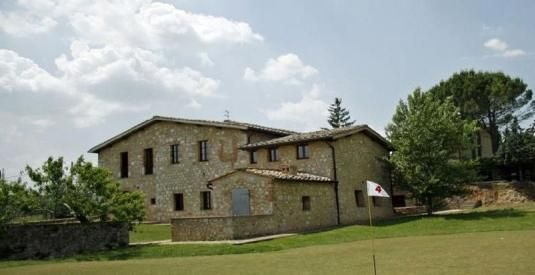 Picture No.02 of Sienese Estate, Montagnola, Tuscany