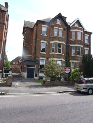 Thumbnail Flat to rent in Castle Hill Avenue, Folkestone