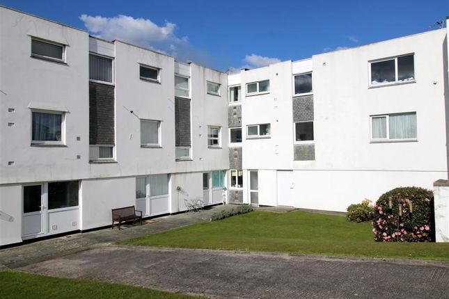 Thumbnail Flat for sale in The Lawns, Crownhill, Plymouth
